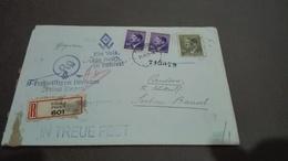 1470. WW 2 Letter Prinz Eugen Division Plzen-Pantschowa(Pancevo)-Freiwillingen Division In Treue Fest - Deutschland