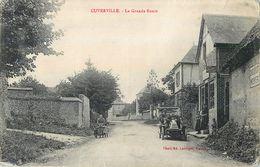 CUVERVILLE LA GRANDE ROUTE AUTOMOBILE 27 - Beaumont-le-Roger