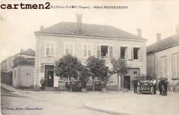 CELLES-SUR-PLAINE HOTEL POUSSARDIN AUTOMOBILE 88 VOSGES - Frankrijk