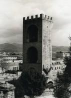 Italie Florence Firenze Torre San Niccolo Place Poggi Ancienne Photo 1961 - Places