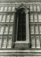 Italie Florence Firenze Cathedrale Santa Maria Del Fiore Ancienne Photo 1961 - Places