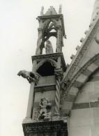 Italie Pisa Pise Eglise Santa Maria Della Spina Ancienne Photo 1961 - Places