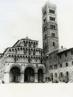 Italie Lucques Duomo Di Lucca Cathedrale Ancienne Photo 1961 - Places