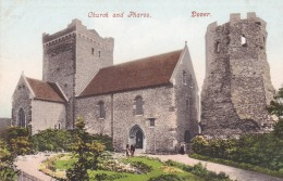 DOVER - CHURCH AND PHAROS - Dover