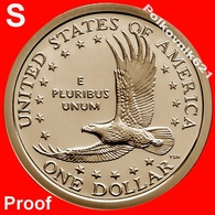 2008-S Native American Proof Dollar - $1 - Federal Issues