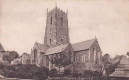 DUNSTER CHURCH - England