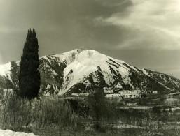 Italie Sicile Lipari Pierre Ponce Ancienne Photo 1961 - Places