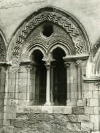 Italie Agrigente Architecture Detail Ancienne Photo 1961 - Places