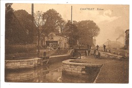 CHATELET  Ecluse - Châtelet