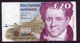 Ireland 20 Pounds - Ireland