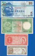 Hong  Kong  4  Billets - Hong Kong