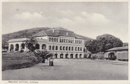 Postcard Railway Station Kigoma Tanzania By Moloo Brothers My Ref  B12329 - Tanzania