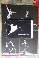 SOVIET BALLET Old  Postcard - 24 PCs Lot 1960s - Danse