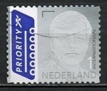 Pays Bas - Netherlands - Niederlande 2014 Y&T N°(3) - Michel N°3190 (o) - 1€ Prince Alexander - Periodo 1980 - ... (Beatrix)