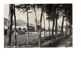 54 BERGAMO - ALZANO LOMBARDO - (FILATELICA 1992 - PRIMO ESEMPLARE) - CAMPO SPORTIVO - Italia