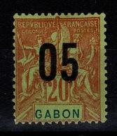 Gabon - YV 69 Neuf Sans Gomme - Unused Stamps