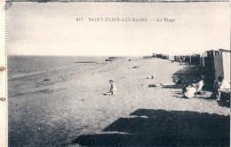 ***  17  ***  OLERON  - SAINT DENIS  Les Bains La Plage - TTBE  Neuve - Ile D'Oléron