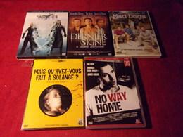 PROMO  DVD  Ref  01  °° Lot De  5 POUR  20 EUROS - DVDs