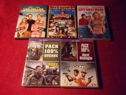 LOT DE 5 DVD  POUR 10 EUROS ( Lot 02 ) - DVDs
