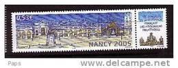 2005-N° 3785** NANCY - Nuevos