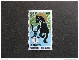 Polynésie:  TB N° 104 , Neuf XX. - Neufs
