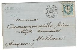 4453 - Bd BEAUMARCHAIS - 1849-1876: Klassik