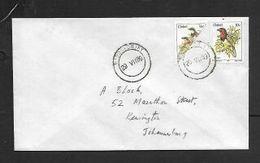 .S.Africa, Ciskei, 10c & Biiscet Of 16c On Cover MIDDLEDRIFT 29 VII 89 > Johanessburg - Ciskei