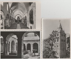 18 / 7 / 79  -   LOT  DE  6  CPM  DE  L'ABBAYE  DE  ST.  MAURICE  ( VS ) Toutes Scanées - Cartes Postales