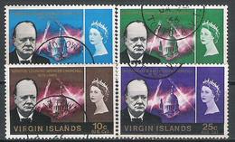 Vierge N° 161/64 YVERT OBLITERE - British Virgin Islands