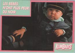 CPM:  Publicité - KLIMBABY'S :  Les Bébés N'ont Plus Peur Du Noir.   (E 651) - Publicité