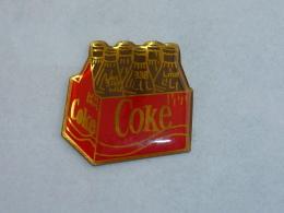Pin's COCA COLA PACK DE SIX - Coca-Cola