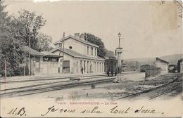 BAR SUR SEINE La Gare - Bar-sur-Seine