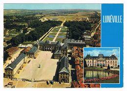 LUNEVILLE  54  Multivues Du Chateau - Luneville