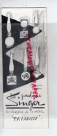 87 - LIMOGES - PORCELAINE - RARE DESSIN ORIGINAL A L' ENCRE NOIRE- LAMPE SINGER-SERIE TRIANON -PORCELAINES - - Drawings