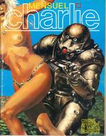 CHARLIE : Mensuel N°5, Août 1982, 2ème Série, Trés Bon état. - Magazines