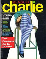 CHARLIE : Mensuel N°6, Septembre 1982, 2ème Série, Trés Bon état. - Magazines