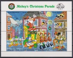 2286  WALT DISNEY   GRENADA GRENADINES ( Characters Of Walt Disney Participant Or Assistant Has The Parade). - Disney