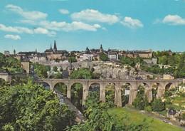 CARTOLINA - POSTCARD - VIAGGIATA CON RACCOMANDATA - LUSSEMBURGO - Lussemburgo - Città