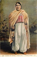 Femme Juive - Costume De Ville - Judaisme