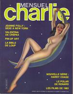 CHARLIE : Mensuel N°10, Janvier 1983, 2ème Série, Trés Bon état. - Magazines