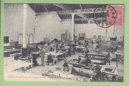 LILLE : Ecole Nationale D'Arts Et Métiers, Modelage. TBE. 2 Scans. Edition Cayez - Lille