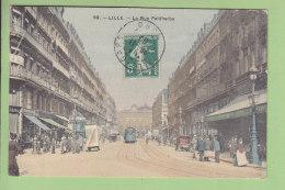 LILLE : La Rue Faidherbe. TBE. 2 Scans. Edition ? - Lille
