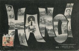 004021  Hanoi  1909 - Vietnam
