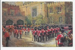 The Military In London - Changing Guard At St. James. - Arthur And Harry Payne - Tuck Oilette 6412 - London