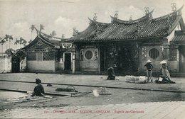 004029  Saigon Cholon - Pagode Des Cantonais - Vietnam