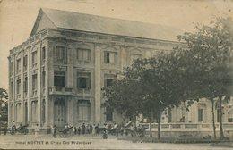 004030  Hôtel Mottet Et Cie Au Cap St-Jacques  1907 - Vietnam