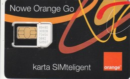 Poland - GSM SIM - Nowe Orange Go - Poland