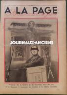 1934 A LA PAGE - TOMBE DU SOLDAT INCONNU - UN TOUR SUR LE MARCHÉ - LA TÉLÉVISION - SANTIAGO - LE PENDULE POLICIER - Livres, BD, Revues