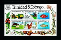 Trinidad Y Tobago  Nº Yvert  HB-34  En Nuevo - Trinidad Y Tobago (1962-...)