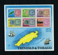 Trinidad Y Tobago  Nº Yvert  HB-28  En Nuevo - Trinidad Y Tobago (1962-...)
